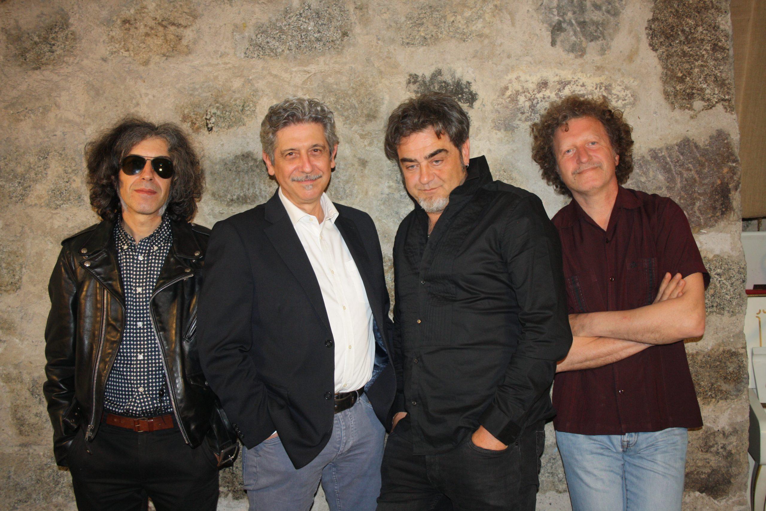 """Max LAzzarin & The Great Magicians with Paolo Bacco con """"A muso duro"""" rappresentano il Veneto alla Festa della Musica di Roma."""