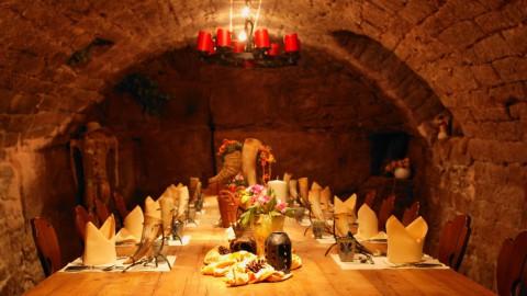 Menù ebraico per la cena medievale di Chronicae 2016
