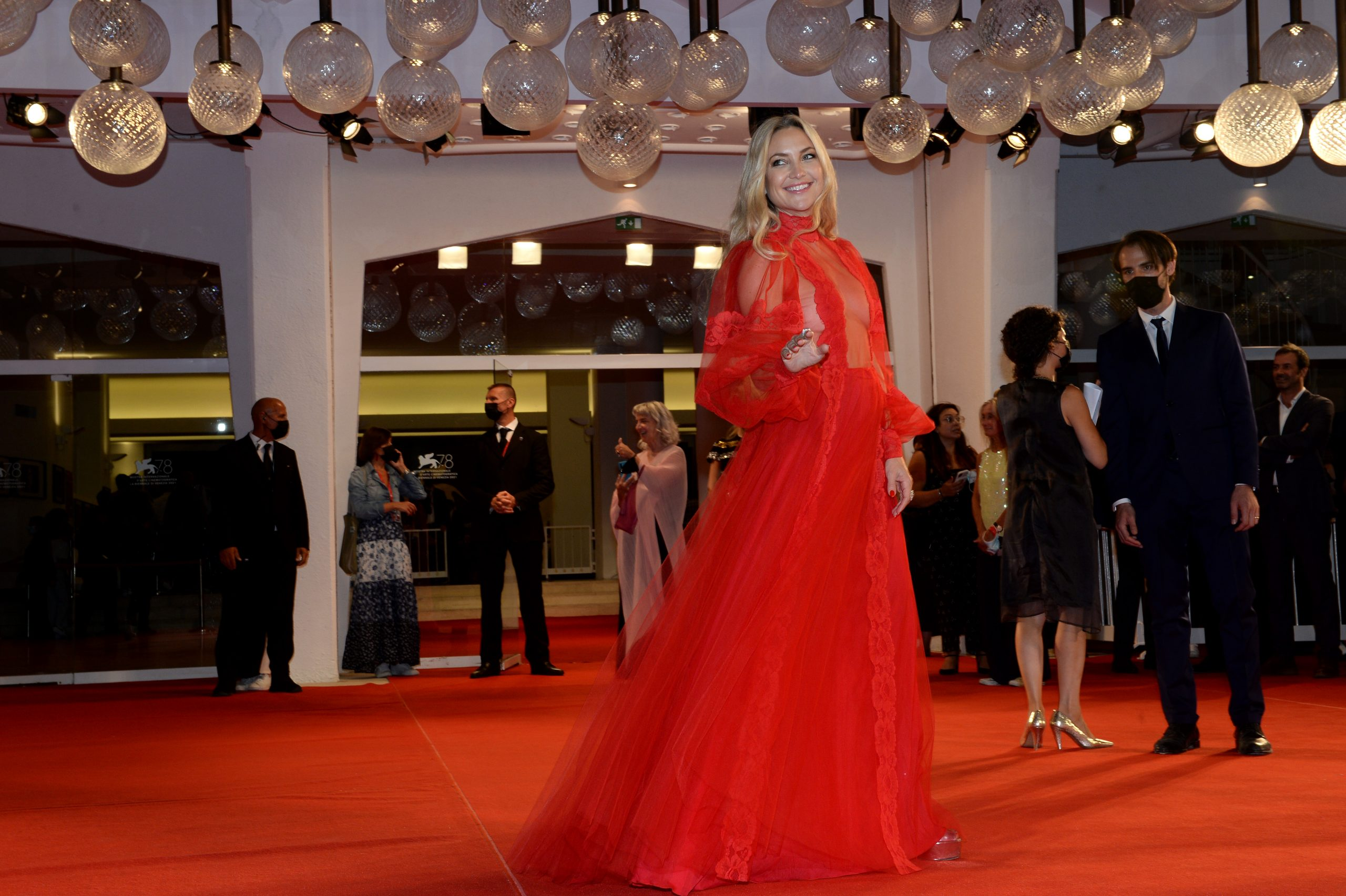 Mona Lisa and the Blood Moon, la recensione - Kate Hudson Red Carpet