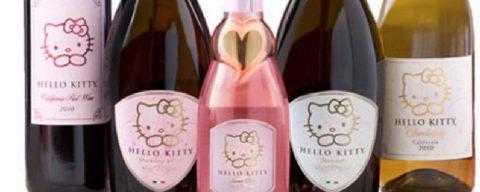 Nasce il vino Hello Kitty, che il mondo sia verso la fine? Meowza!