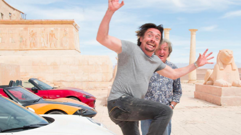Nuovo pazzesco trailer per The Grand Tour