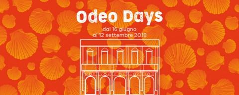 Odeo Days, la rassegna teatrale che colora l'estate Padovana