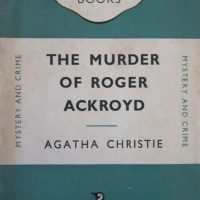 L'Assassinio di Roger Ackroyd è stato votato miglior romanzo giallo di sempre dalla Crime Writer's Association: Agatha Christie batte Arthur Conan Doyle in volata