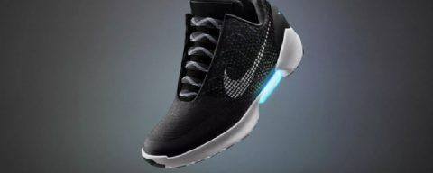 Potrai avere le tue scarpe Nike self-lacing dal primo December, Marty arrivo!