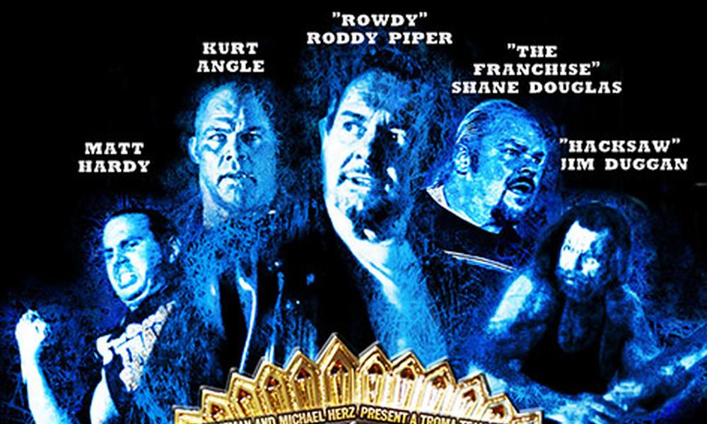 Pro Wrestlers Vs Zombies la recensione