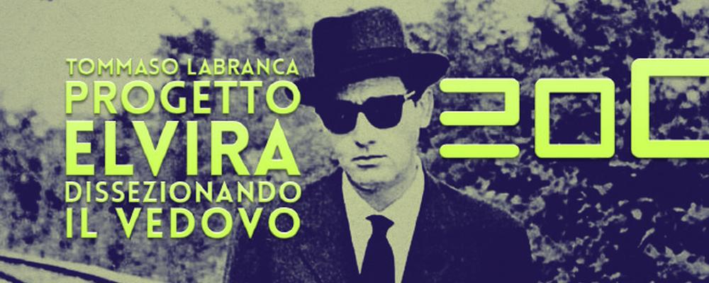 Progetto Elvira - Dissezionando il Vedovo feat