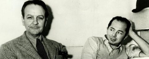 Raymond Chandler a Hollywood- Raymond chandler e Billy wilder