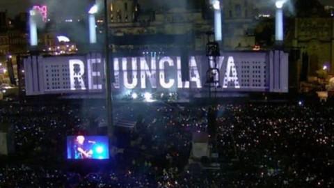 Roger Waters in concerto a Città del Messico, la recensione