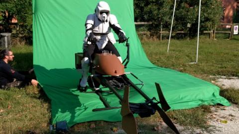 SACRIFICIO il fanfilm su Star Wars