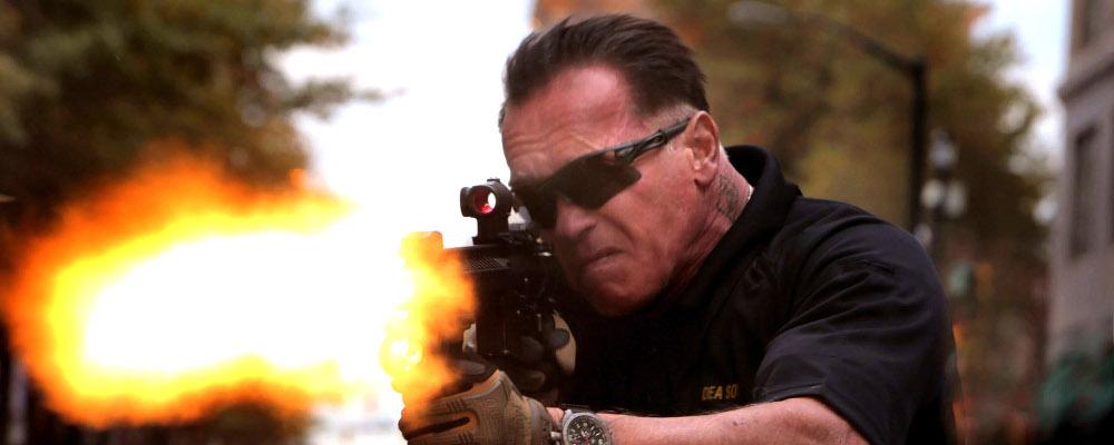 Sabotage, la recensione - Arnold