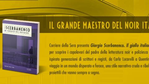 Venere privata di Giorgio Scerbanenco inaugura la collana Il Giallo Italiano del Corriere della Sera