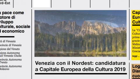 Capitale della Cultura 2019: il flop pazzesco di Venezia e di tutto il Nordest obbliga a una riflessione