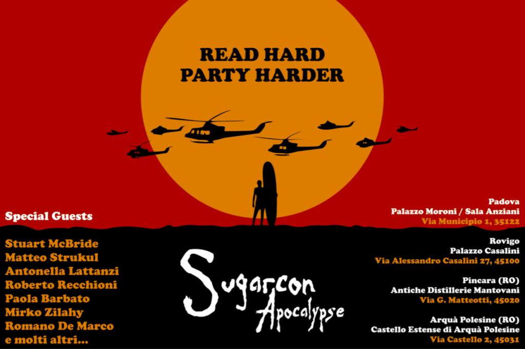 SUGARCON17, la letteratura popolare nell'epoca della transmedialità