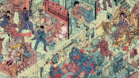 Sci-Scapes in mostra a Los Angeles regala un geeky trivia per fanta-maniaci