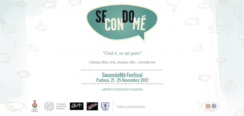 SecondoMé Festival 2012