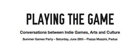 Summer Games Party: sabato 28 giugno a Padova!