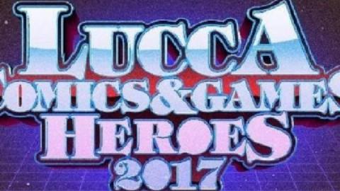 Svelato il poster di Lucca Comics & Games 2017