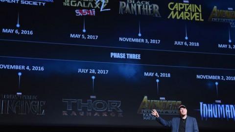 Tutte le novità Marvel e DC al cinema fino al 2020