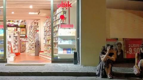 Libri in libertà alla Ubik di Castelfranco Veneto, sì in Veneto, capre!