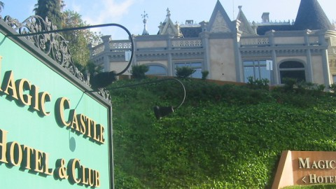 Una sera al Magic Castle di Hollywood, il regno della magia