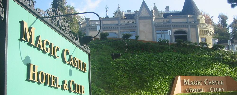 Una sera al Magic Castle di Hollywood il regno della magia