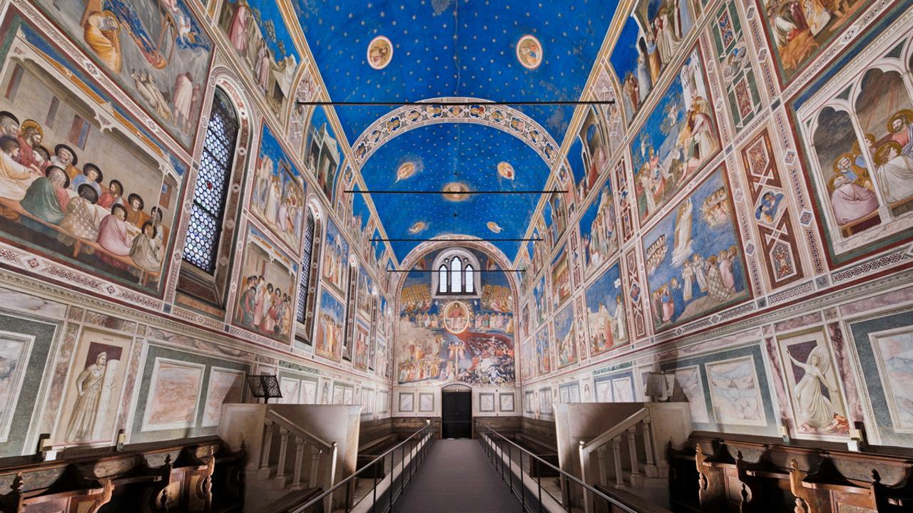 Urbs Picta Giotto e il sogno del Rinascimento, il documentario di Gorgi e Strukul
