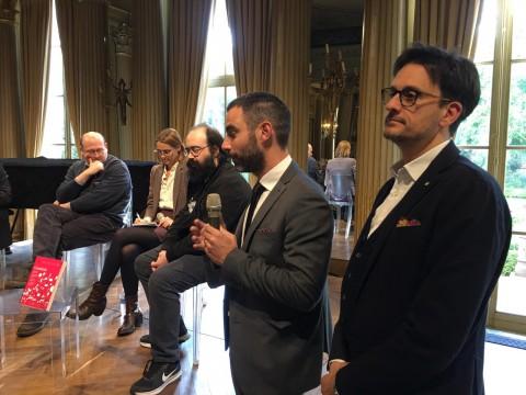 Lucca Comics Inaugura una mostra a Parigi sull'arte del fumetto Italiano