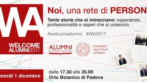 Matteo Strukul vince il premio Alumni 2017