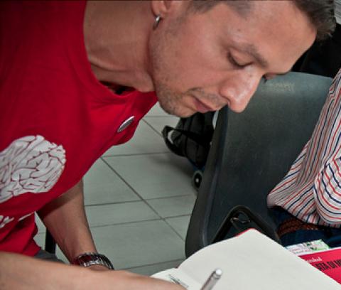 Sugarpulp Festival 2012: intervista a Alessandro Vitti