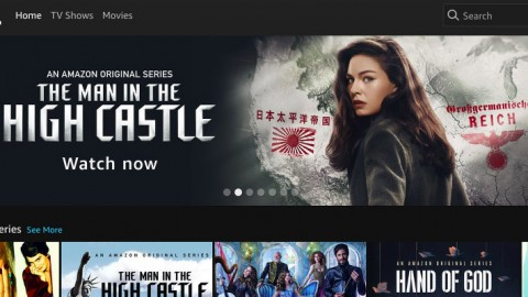 Amazon Prime Video disponibile da oggi in Italia!