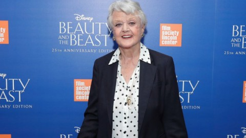 Angela Lansbury canta 'Beauty and the Beast' al Lincoln Center (NY)