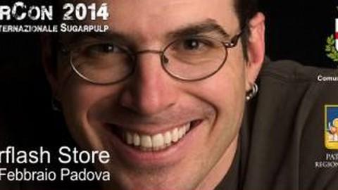 Anteprima SugarCon 2014 con Paolo Bacigalupi e La ragazza meccanica