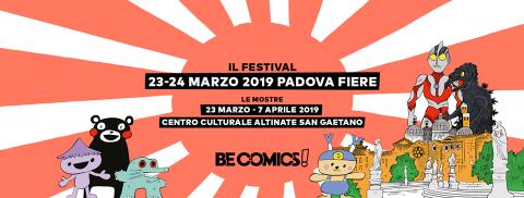Be Comis! 2019, tutte le novità della nuova edizione