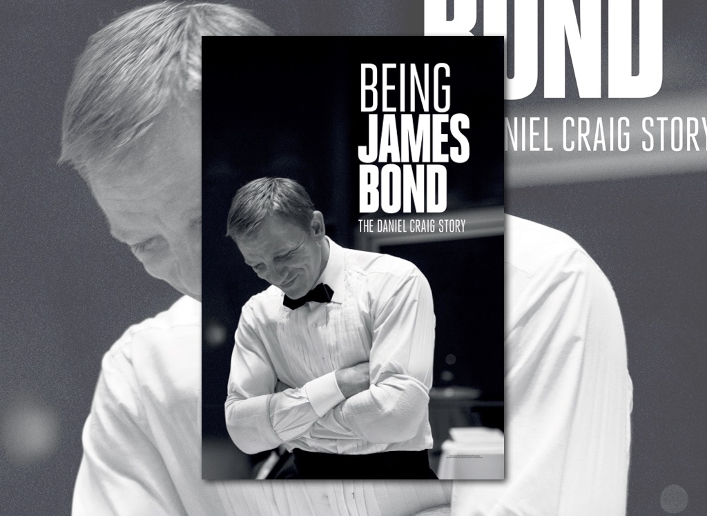 BEING JAMES BOND, retrospective film about Daniel Craig's adventures as 007 stream exclusively on the Apple Tv App for free.