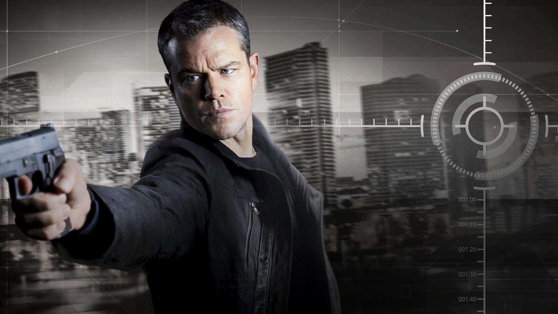 Bourne Bersaglio in movimento