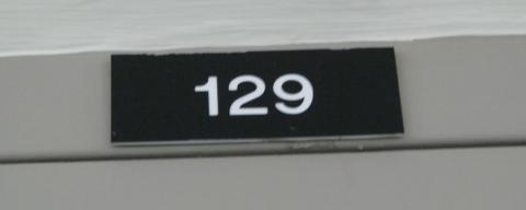La camera n. 129, un racconto di Cristiano Idini