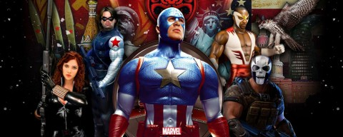 Captain America – The Winter Soldier, review by Collin Walls