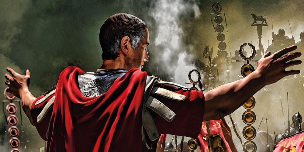 Cesare, l'uomo che ha reso grande Roma, la recensione
