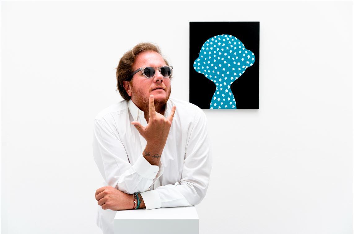 """Ale Puro in """"Easy-Peasy"""" a cura di Giorgio Chinea Canale. Inaugurazione il 9 settembre alla Giorgio Chinea Art Cabinet in Galleria Pedrocchi."""