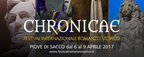 Chronicae, il primo festival letterario in Mondovisione