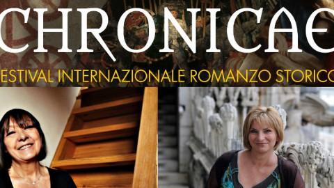 Thriller storici a confronto, incontro con Valeria Montaldi e Daniela Piazza