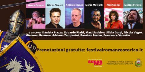 Romanzo Storico, passione da Festival: la letteratura prende vita a Chronicae