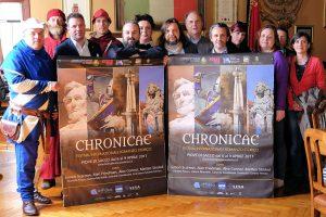 Il Romanzo Storico Internazionale si dà appuntamento a Chronicae