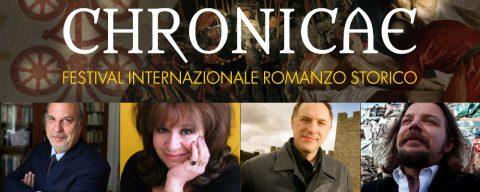 Chronicae 2017, festival sempre più internazionale per il Romanzo Storico