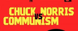 Chuck Norris contro il comunismo