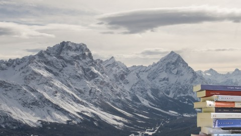 Una Montagna di Libri fa il pienone a Cortina