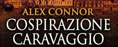 Cospirazione Caravaggio, Alex Connor ospite alla Sugarpulp Convention