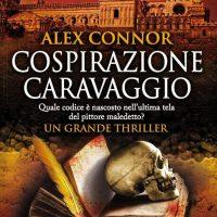 Cospirazione Caravaggio, Alex Connor ospite alla Sugarpulp Convention 2016