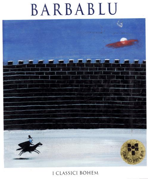 """""""Barbablu"""" di Charles Perrault"""