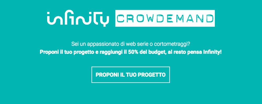 Crowdemand parte con i primi tre progetti per tre serie in crowdfunding